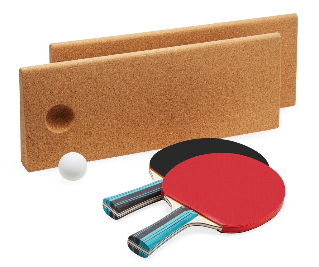 Corknet Ping Pong Set by MoMA