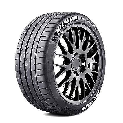 michelin pilot sport 4 s performance radial raised white letter tire 28535zr19 103y
