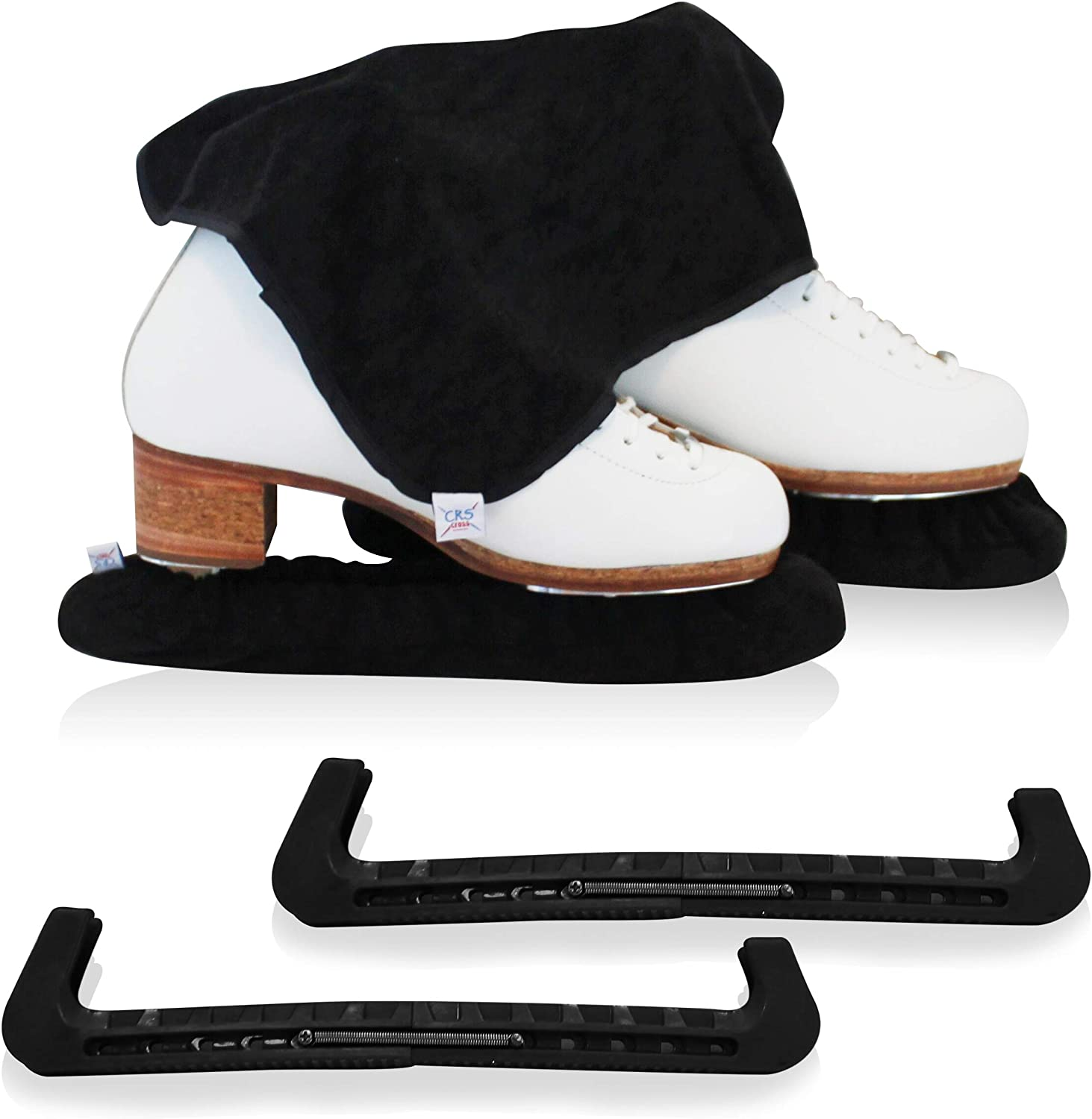 Details about  /Universal Skates Blade Guard Ice Protection Off Ice Protector Guard Cover