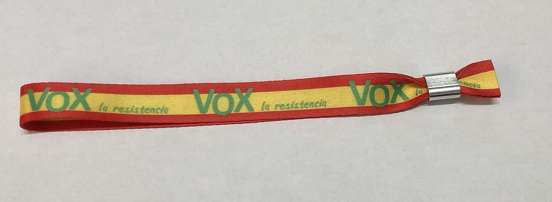 M/ÁXIMA CALIDAD PULSERA VOX LA RESISTENCIA