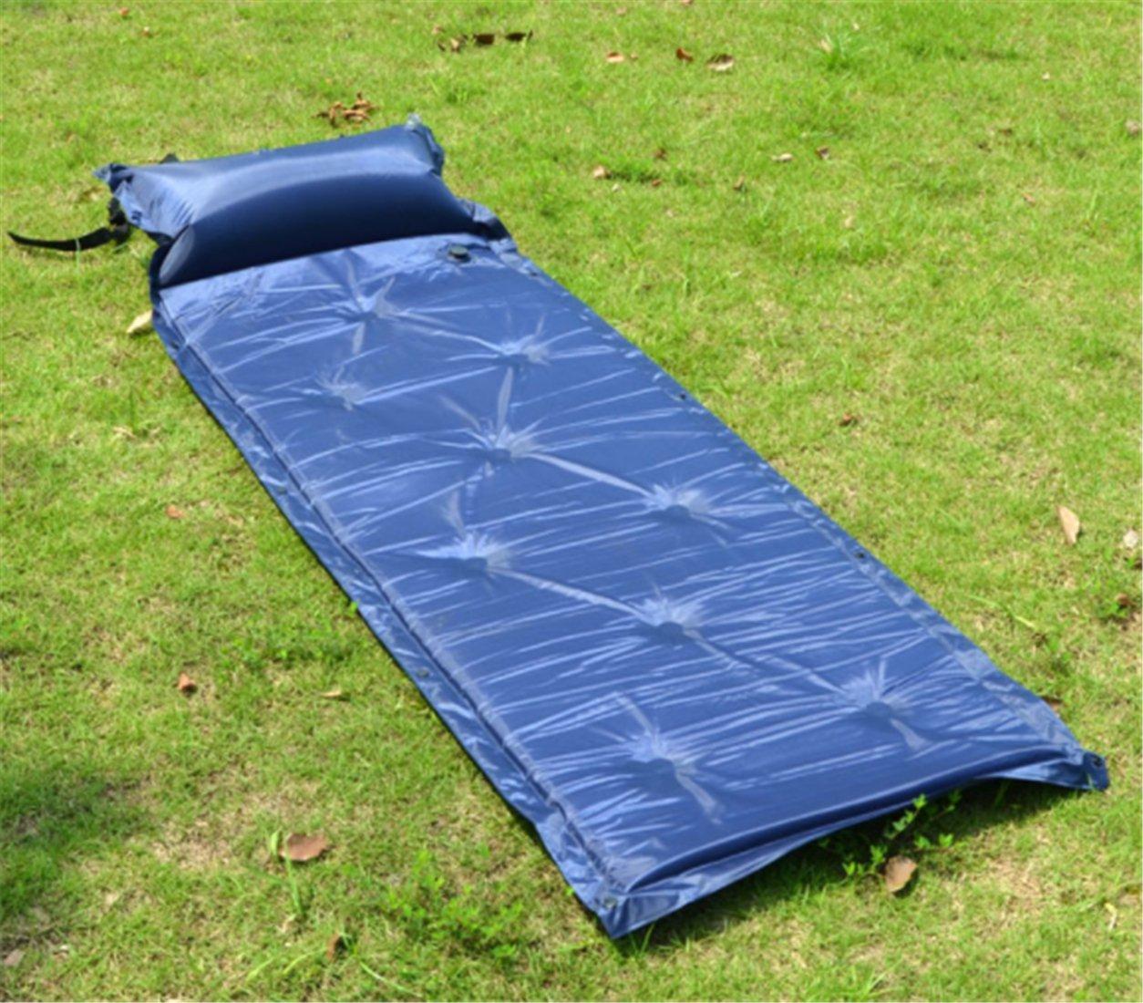 Yeying123 Outdoor-Zelt Automatische Aufblasbare Kissen Einzigen Kann Kämpfen Doppelte Feuchtigkeit Matte NAP Matte