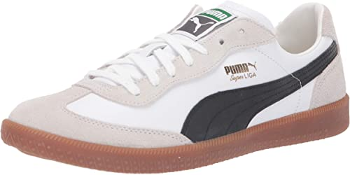 PUMA | Super Liga OG Retro Leather & Suede Sneaker