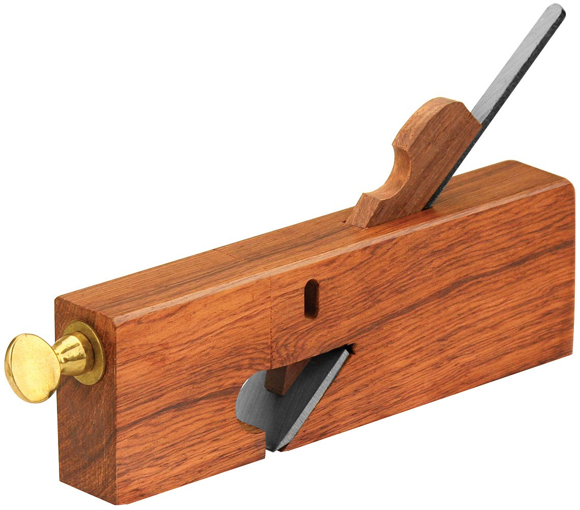 Woodworker's Supply, Inc. 131813, Hand Tools, Scraping & Shaping, 6-1/4'' Adjustable Rabbet Plane