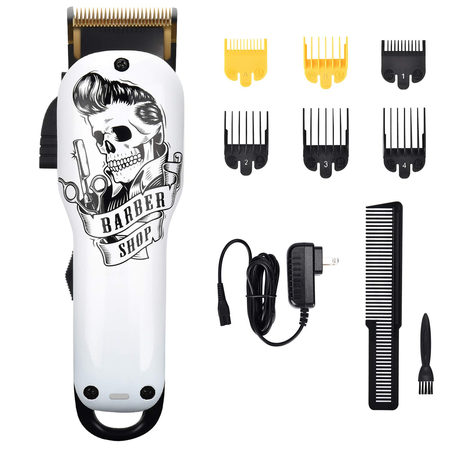 Professional Cordless Hair Clippers