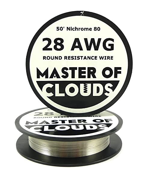 Nichrome 80 50 ft 28 gauge awg resistance wire 032mm 28g 50 nichrome 80 50 ft 28 gauge awg resistance wire 032mm 28g 50 keyboard keysfo Image collections
