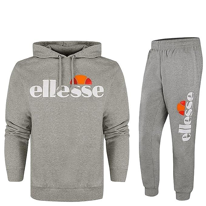 Ellesse Jogginganzug, Trainingsanzug Pullover