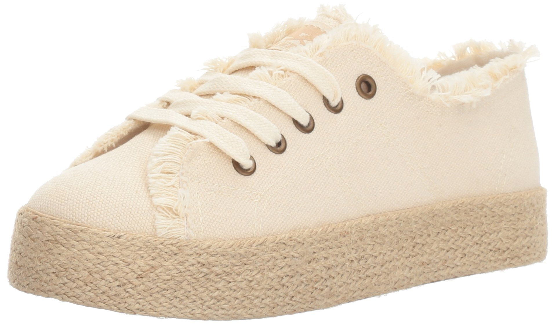 Rocket Dog Women's Madox Orchard Canvas Cotton Fashion Sneaker, Natural, 11 M US