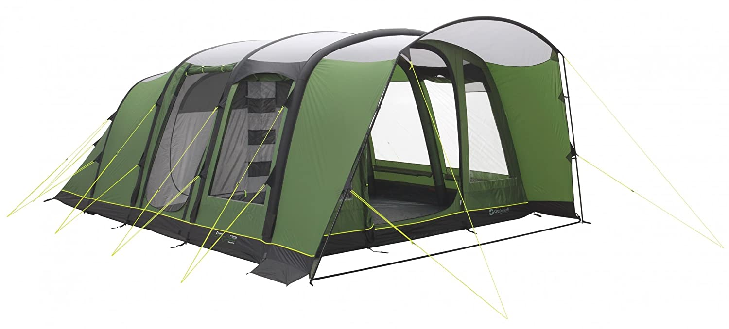 Outwell Flagstaff 6A Tent green 2016 tube tent Amazon.co.uk Sports u0026 Outdoors  sc 1 st  Amazon UK & Outwell Flagstaff 6A Tent green 2016 tube tent: Amazon.co.uk ...