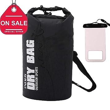 Amazon.com: INDDY - Bolsa impermeable para kayak, playa ...