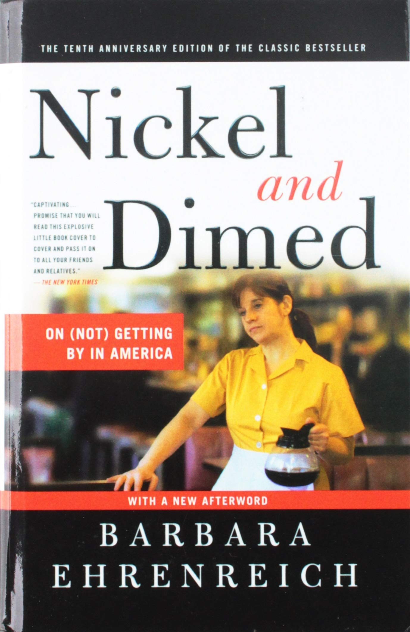 nickel and dimed amazon