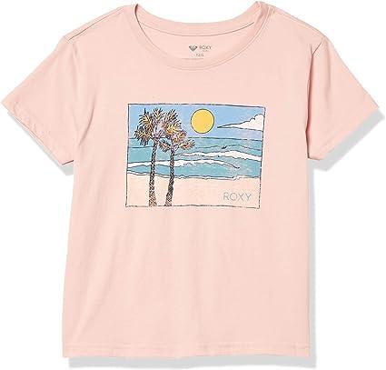 Roxy Kids' Big Girls' Love Life T-Shirt