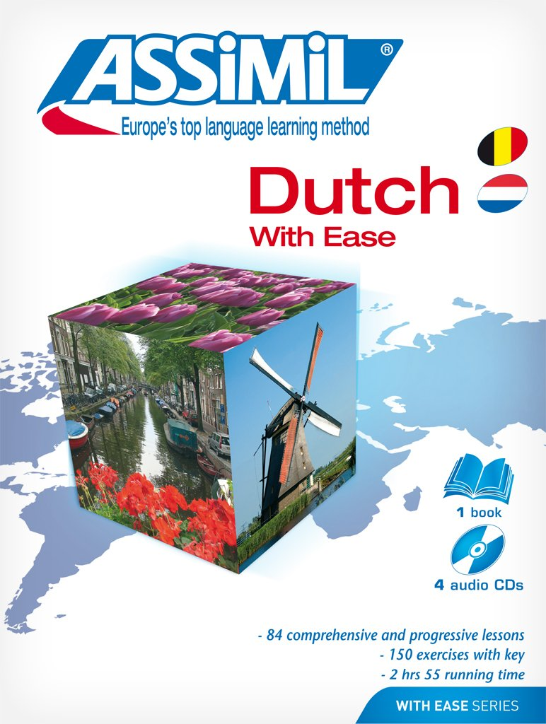 Dutch With Ease (Book & 4 CDs) (Day by day method Assimil): Amazon.co.uk:  Verlee Leon: 9789074996952: Books