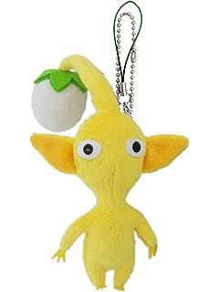 黄ピクミンつぼみ マスコット 高さ13cm