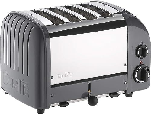 Dualit 4 Slice Classic Toaster