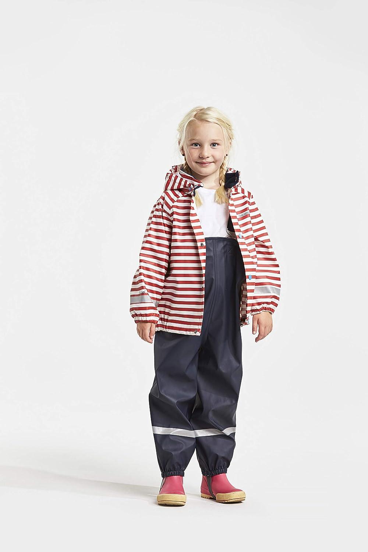 Didriksons Slaskeman Printed Set Kids rainbow simple stripe 2019
