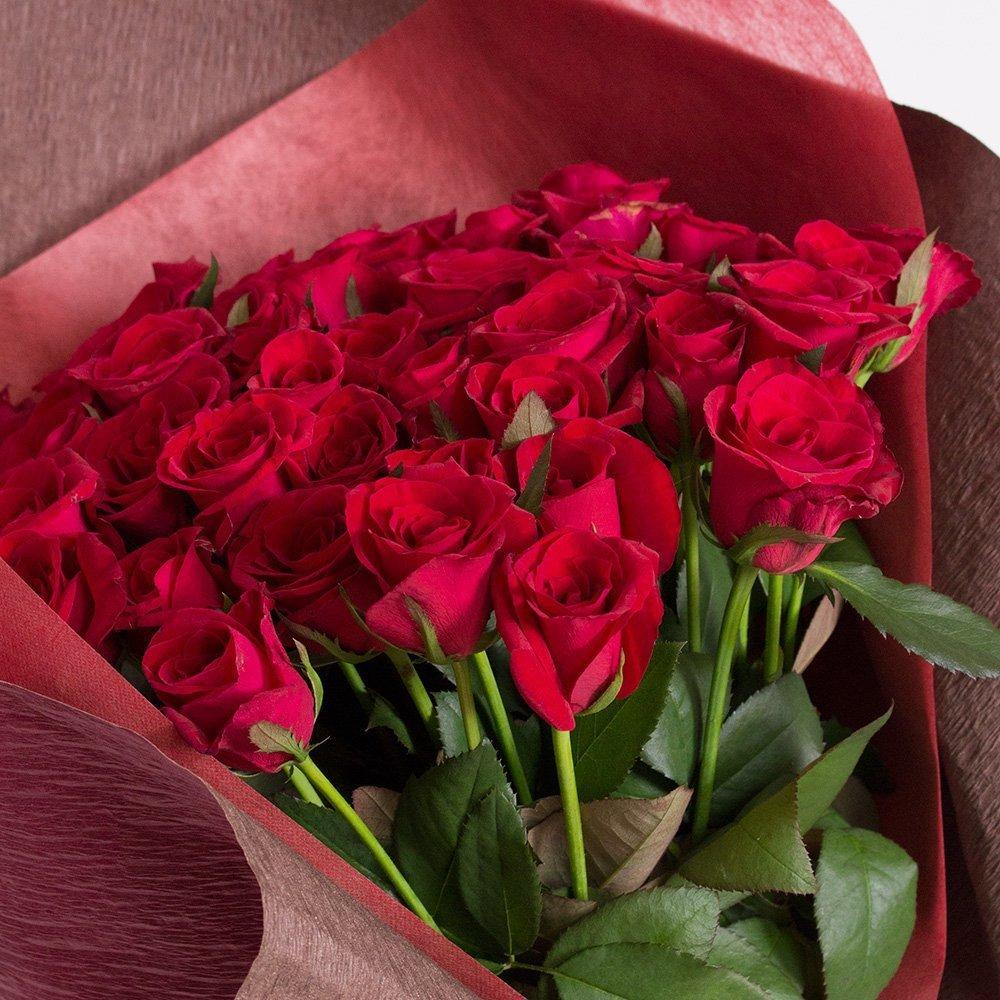 バラギフト専門店のマミーローズ 選べるバラ本数セレクト 還暦祝い 誕生日 プロポーズ 贈り物の豪華なバラの花束(生花) ピンク 11本 B00XJ1PNKE 11本,ピンク