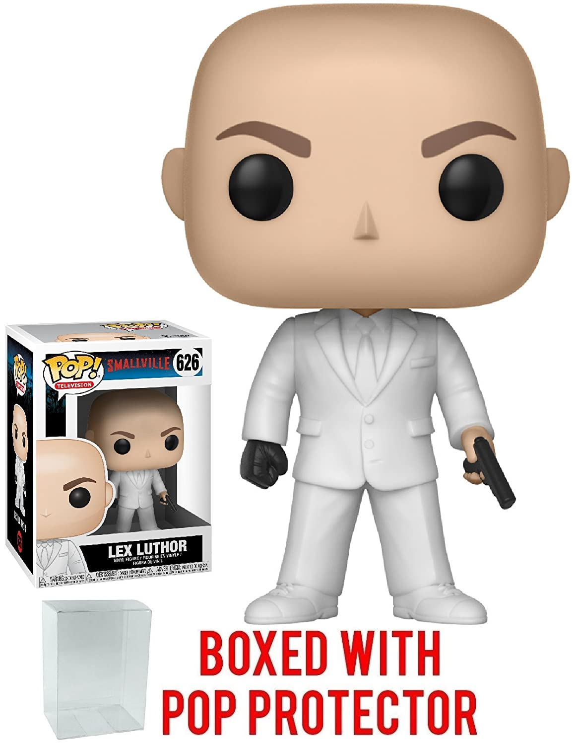 Funko POP #626 SMALLVILLE-Lex Luthor