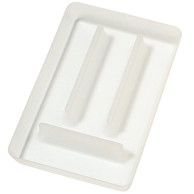 koziol RIO Cutlery Tray, transparent clear 5210535