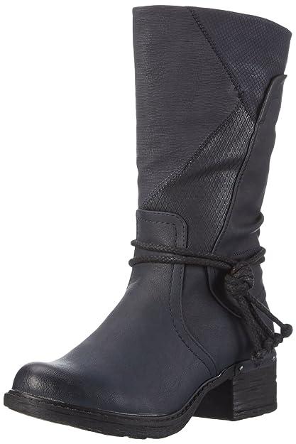 Womens 92759 Long Boots Rieker sFVflgIxd