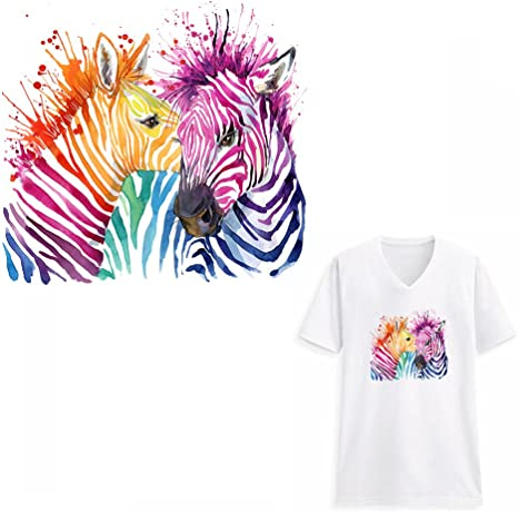 Iron On Appliques Butterfly Patch T-shirt A-level Washable Heat Transfer Sticker