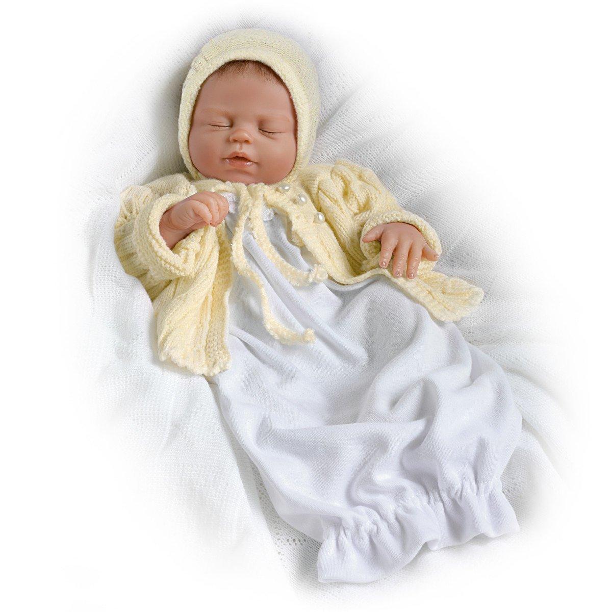 Ashton drake princess charlotte of cambridge baby doll for The ashton