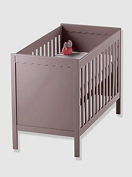 Vertbaudet - Lit bébé Gaufrette à barreaux: Amazon.fr: Bébés ...