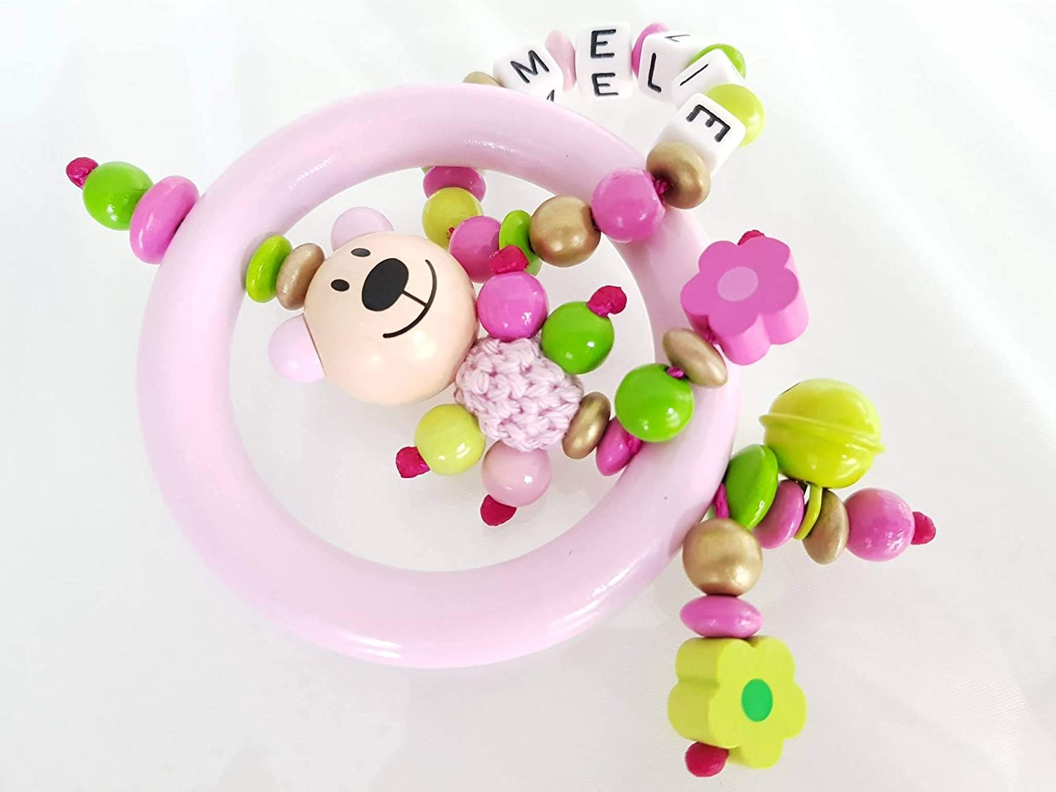 ✿ Wooden Rattle ✿