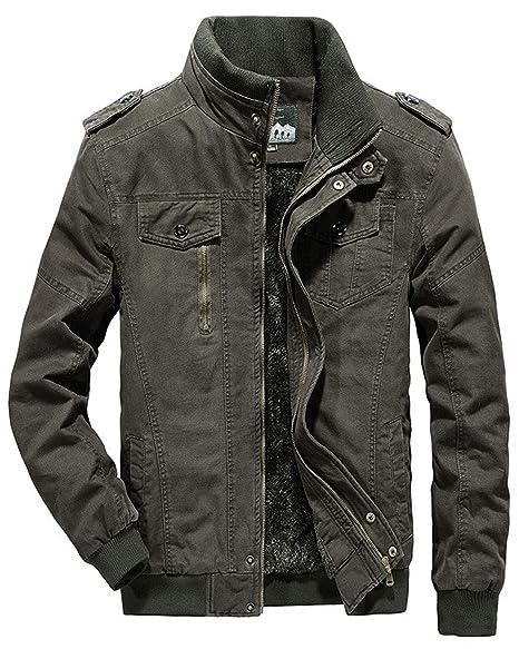 Ladies Feld Jacket Coat Sherpa collar Khaki Green Grey Winter S M L Lined