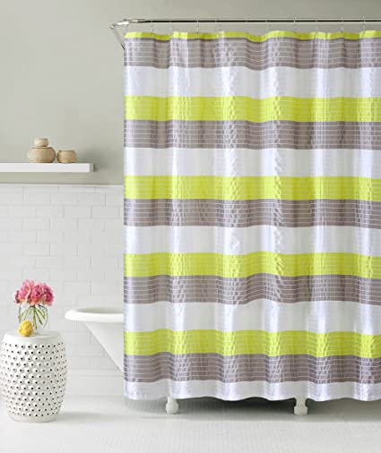 Stunning Gray And Brown Shower Curtain Pictures - Best image 3D ...