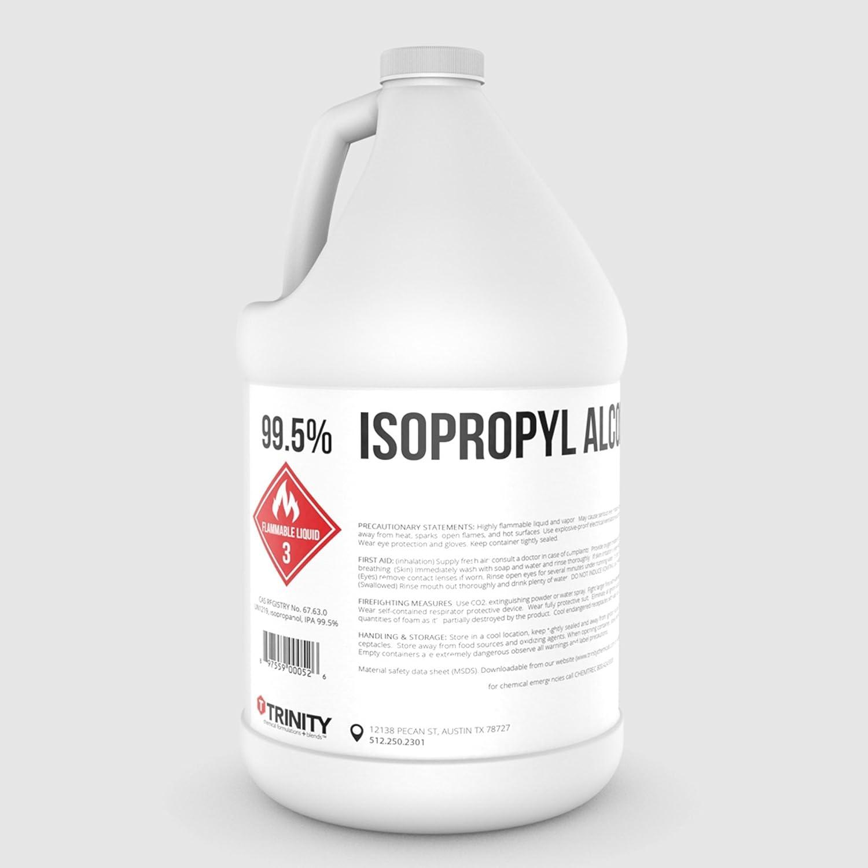 Isopropyl Alcohol 995 Amazonin Beauty