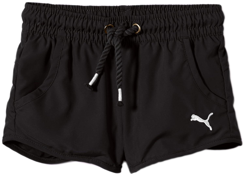 Puma Mädchen Shorts TD Woven Black 104 828021 01