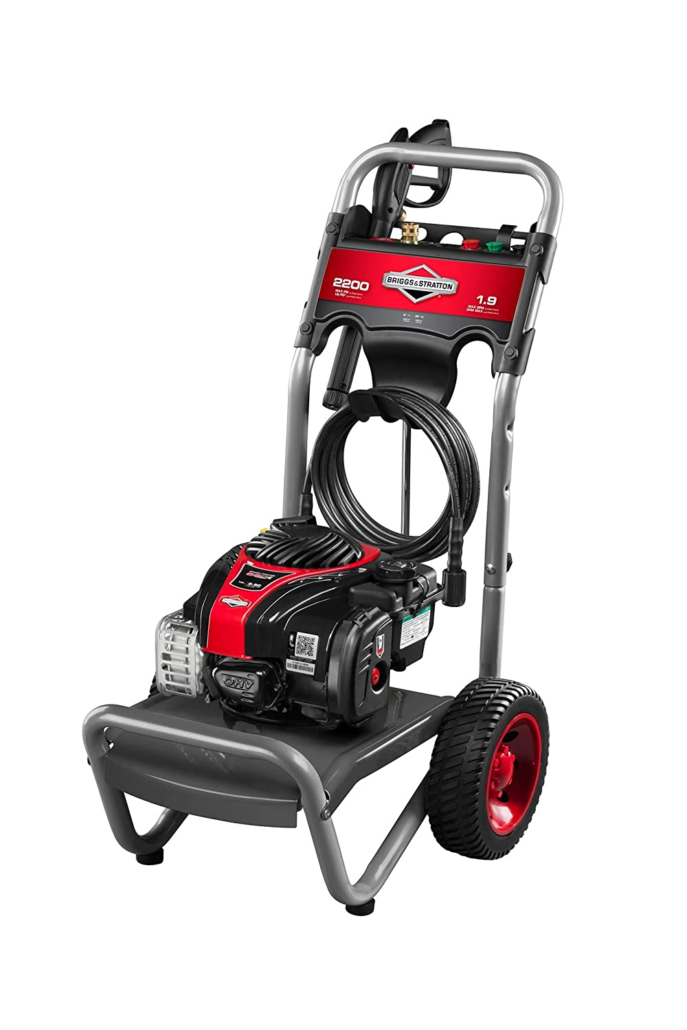 Workforce Pressure Washer 2500 Psi Manual Wiring Library 20131 7 Pin Harness Amazoncom Briggs Stratton 20545 2200 Gas With 550e