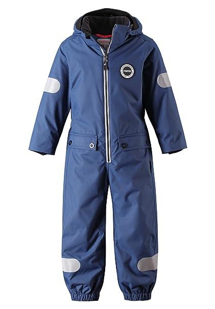 reima - Abrigo para la Nieve - para niño Azul Vaquero 92 cm