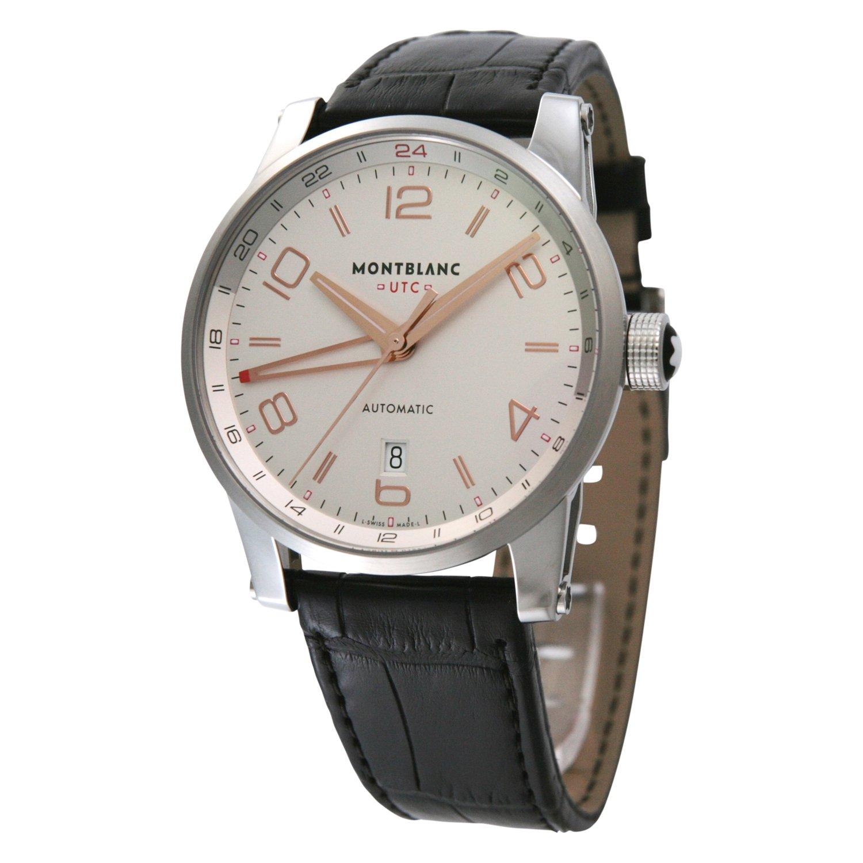 [モンブラン]Montblanc 腕時計 タイムウォーカー ボイジャー UTC 自動巻き 109136 メンズ 【並行輸入品】 B00L0Q42PM