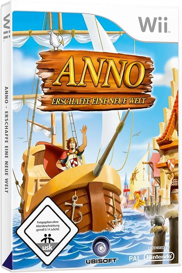 Ubisoft ANNO - ERSCHAFFE EINE NEUE WELT - Juego (DEU): Amazon.es: Videojuegos