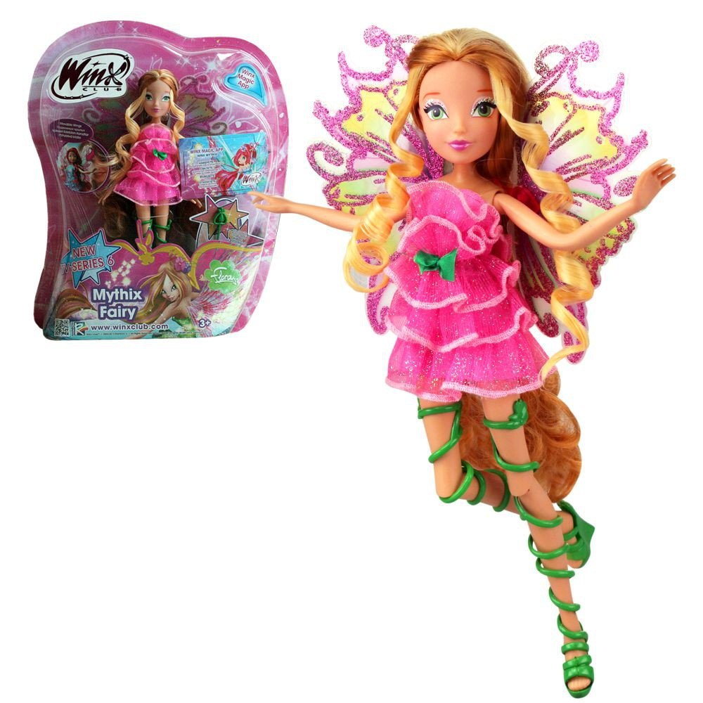 Winx Club Flora Mythix Wand