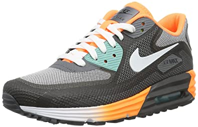 cheap for discount 9c940 fb436 NIKE Womens Air Max 90 Comfort 3.0 Trainers Black Schwarz  (Anthracite White-Dark