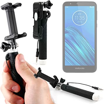 DURAGADGET Palo Selfie (Selfie-Stick) Compatible con Smartphone ...