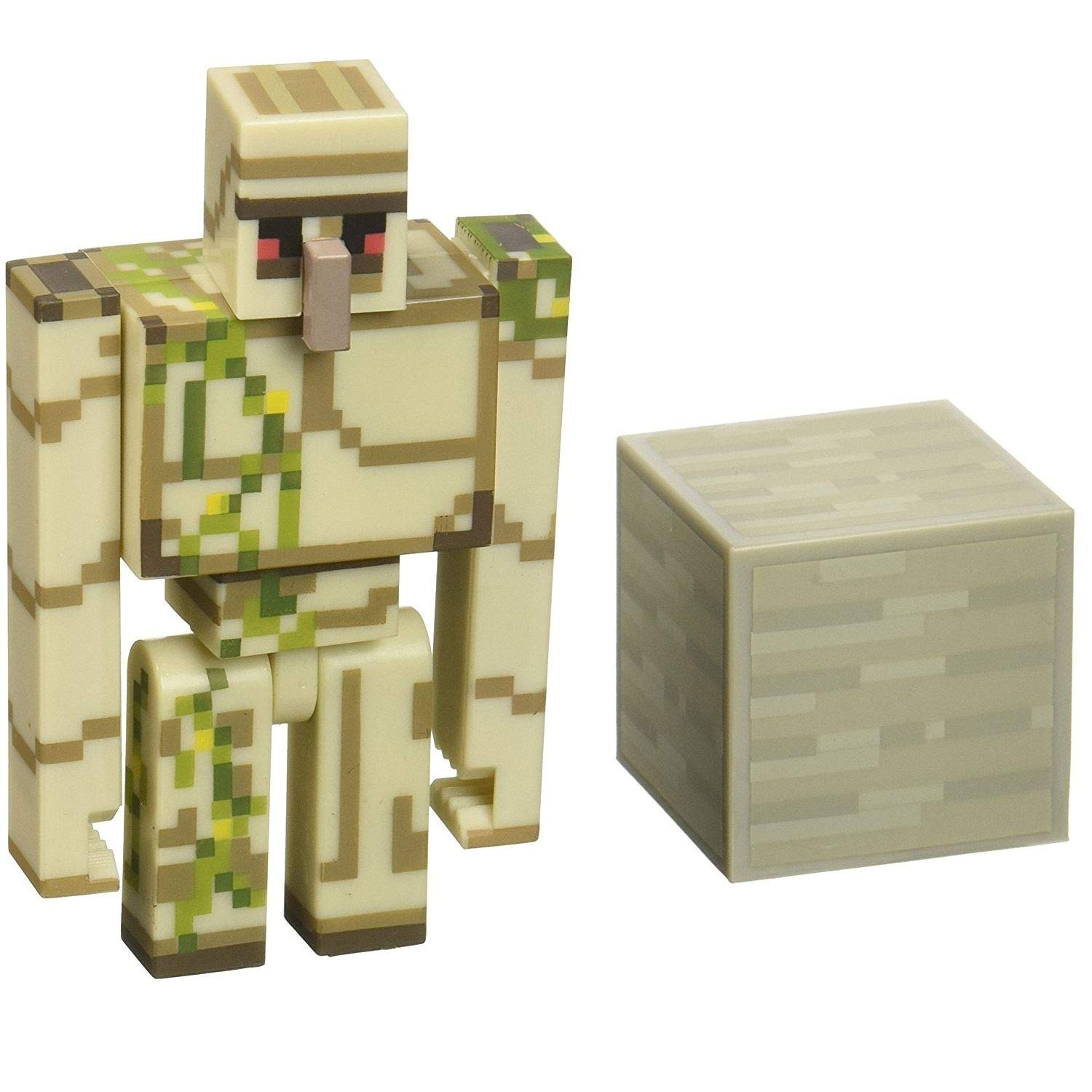 Overworld Minecraft Series 2 Iron Golem figurine