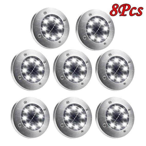 Review SUJING 8Pcs 8 LED