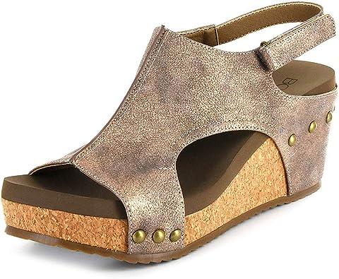 Corkys Footwear Women's Ingrid Wedge