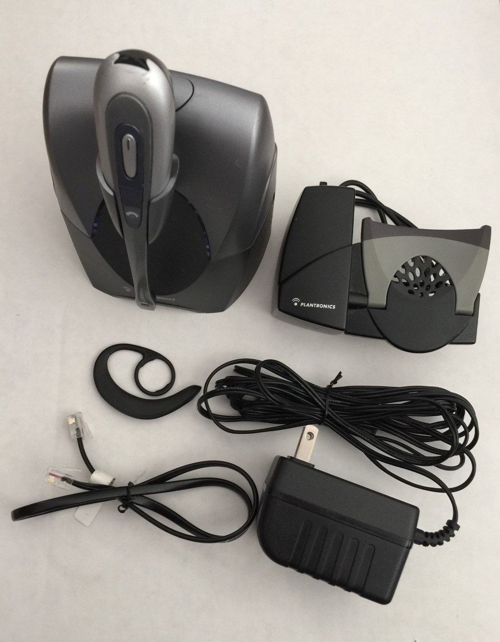 Plantronics Cs55 Hl10 Bundle Wireless Headset Amazon In Electronics