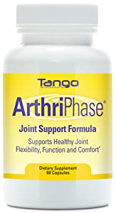 ArthriPhase Advanced Herbal Joint Relief Formula: All-Natural Supplement for Soothing Discomfort and Improving Joint Health