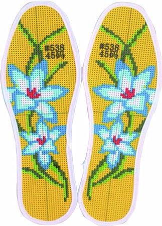 Plantillas de punto de cruz Plantillas de bricolaje Plantillas desafiantes Plantillas de bordado de algodón: Amazon.es: Salud y cuidado personal