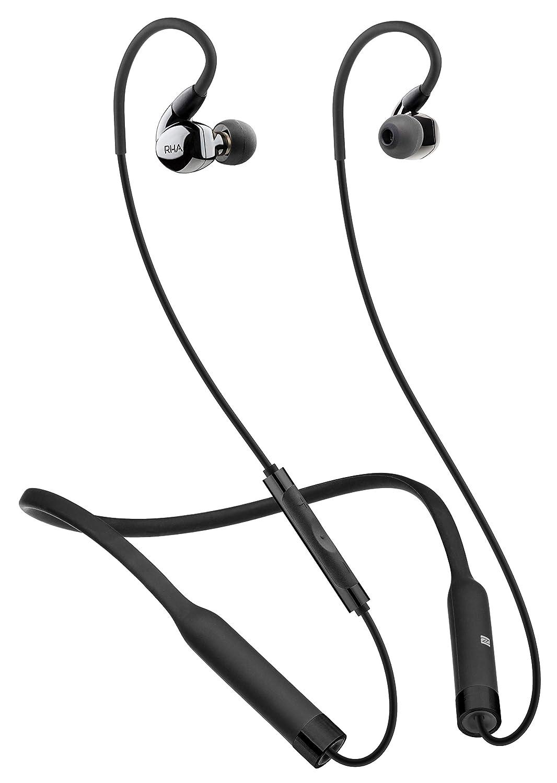 RHA CL2 Planar Auriculares intrauditivos: HiFi Planar Controlador magnético IEM con Banda para el Cuello inalámbrica Bluetooth: Amazon.es: Electrónica
