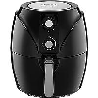 NETTA 3,5L Airfryer Friteuse Sans Huile, Friteuse Électrique , Multifonction-Cuire, Rôtir, Griller, Faible en calories - Noir