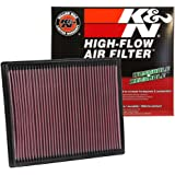 K&N 33-2286 High Performance Replacement Air Filter