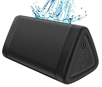 Cambridge SoundWorks OontZ Angle 3 Next Generation Ultra Portable Wireless Bluetooth Speaker : Louder Volume 10W+, More Bass, Water Resistant, Perfect Speaker for Echo Dot, Beach, Shower & Home, Black-Best-Popular-Product