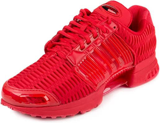 adidas running shoes mens red