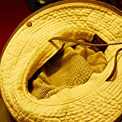1466cc46399 Dorfman Pacific Outdoor Olive   Khaki Bucket Hat Large at Amazon ...